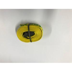 Spanband Tec 7 1 m geel