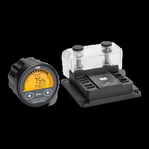 Batterij monitor 12-24V Expert Modular met shunt