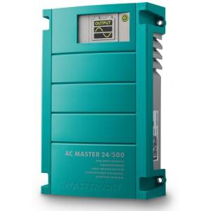AC Master Sinusomvormer 24V 500VA 1000VA max