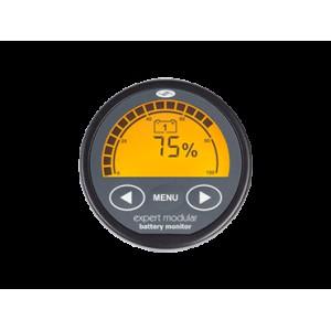 Battery monitor Expert modular display